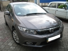Honda Civic (sd 2012-2013) - 01